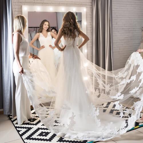 Wedding Gowns Calgary: The Bragging Bride Boutique